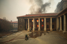 UCT-Library-fire-051521