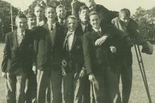 Break at RBHS 1960