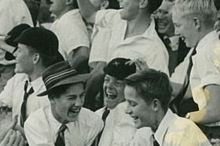 The Chaps at Newlands 1959 cropped
