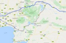 Cape-Town-to-Montagu-Map-111219