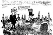 Cape Times Cartoon- Peter Parkin original 013013